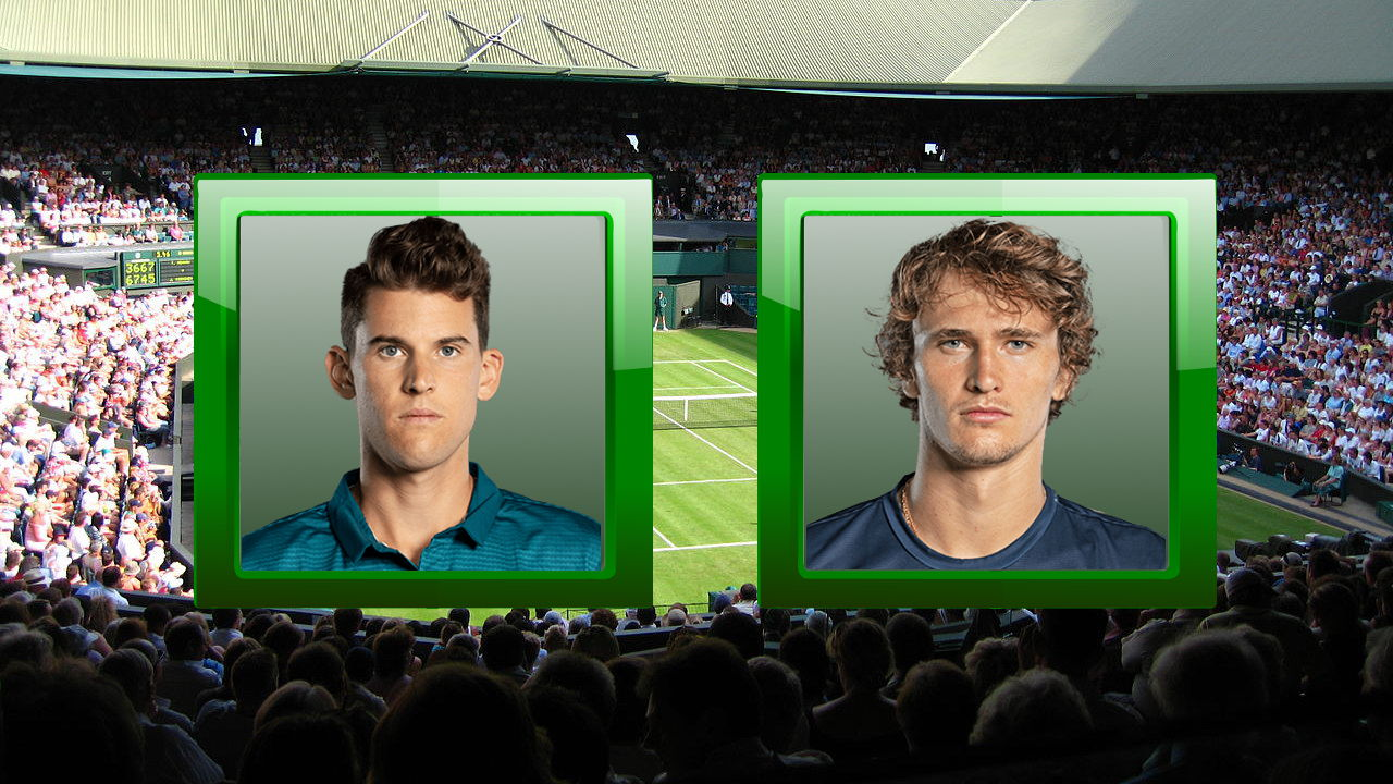 ⋆ Alexander Zverev vs. Dominic Thiem – Pronostico (ATP Londra - 16.11.2019)  ⋆ Risultati in Diretta