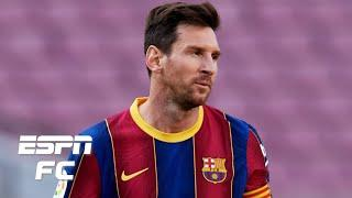 Barcelona used to be Lionel Messi's 'refuge' from Argentina, are the roles now reversed? | ESPN FC