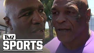 Evander Holyfield's Camp Claims Mike Tyson Fight Not Happening, 'Deal Fell Apart' | TMZ Sports