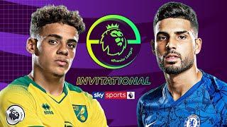 Max Aarons vs Emerson | Norwich City vs Chelsea | EPL Invitational 2