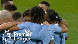 Raheem Sterling's easy finish gets Manchester City in front | Premier League | NBC Sports