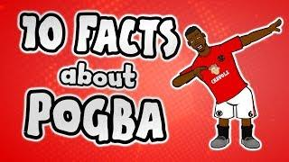 10 facts about Paul Pogba you NEED to know!  Onefootball x 442oons