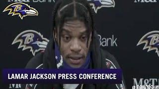Lamar Jackson: We're Ticked Off | Baltimore Ravens