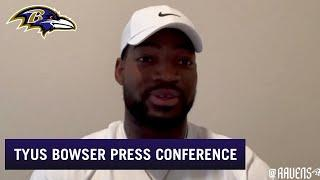 "Tyus Bowser ""I'm Happy to Be Back"" 