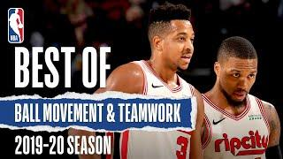 Teamwork Makes The Dream Work | 2019-20 NBA Season
