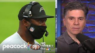 Is Los Angeles Chargers coach Anthony Lynn on his way out? | Pro Football Talk | NBC Sports