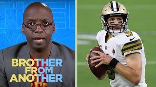 Drew Brees in decline after slow start with New Orleans Saints? | Brother From Another | NBC Sports