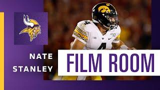 Film Room: Breaking Down What the Minnesota Vikings Have in Iowa QB Nate Stanley
