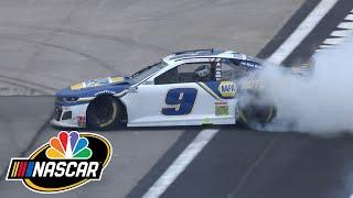Chase Elliott makes history with NASCAR Cup Series win at Daytona Road Course | Motorsports on NBC
