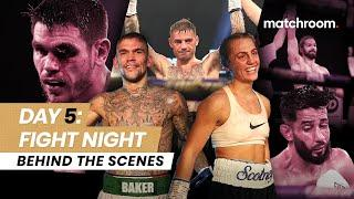 Fight Night | Lewis Ritson vs Miguel Vazquez & undercard (Behind The Scenes)
