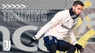 FINAL TRAINING OF 2020 | Serious Sprints and Practice Match | Juventus Training
