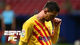 Could Lionel Messi & Barcelona miss out on top 4 in La Liga this season? | ESPN FC