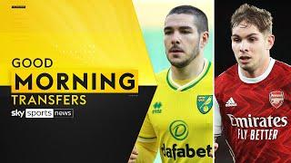 Who would be better as Arsenal's No 10? | Smith Rowe or sign Emi Buendía? | Good Morning Transfers