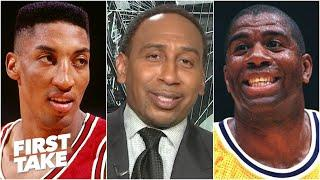 Stephen A.'s List: Top 5 people Michael Jordan should be thankful for | First Take