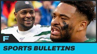 Le'Veon Bell RIPS Jamal Adams Saying He Lied About Forcing Trade From Jets In Heated Twitter War!