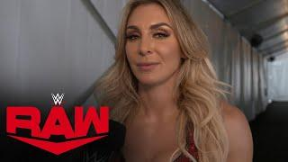 Charlotte Flair ready to conquer all kingdoms: Raw Exclusive, May 18, 2020