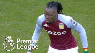 Bertrand Traore provides Aston Villa response v. Leicester City | Premier League | NBC Sports