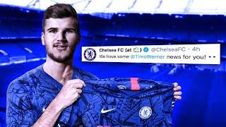 OFFICIAL: Chelsea Sign Timo Werner For £50M From RB Leipzig | Transfer Talk