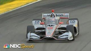 IndyCar: Honda Indy 200 at Mid-Ohio Race 1 | EXTENDED HIGHLIGHTS | 9/12/20 | Motorsports on NBC