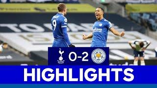 Incredible Win At Spurs For The Foxes   Tottenham Hotspur 0 Leicester City 2   2020/21