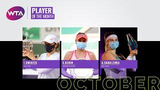 Player of the Month Nominees | October 2020