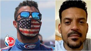 Matt Barnes talks Bubba Wallace, Black Lives Matter movement and NBA Finals prediction | NBA on ESPN