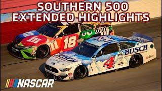 All the crashes and action from the 2020 Southern 500 at Darlington Raceway   NASCAR Cup Series