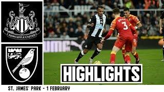STALEMATE AT ST. JAMES' PARK | Newcastle United 0 Norwich City 0: Brief Highlights
