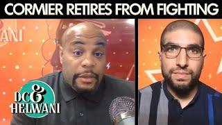 Daniel Cormier explains decision to stop fighting | DC & Helwani | ESPN MMA