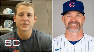 Anthony Rizzo describes David Ross' impact as Cubs manager | SportsCenter