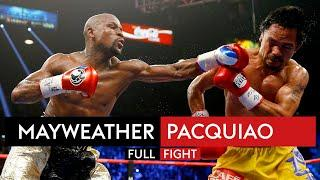 FIGHT REWIND! Floyd Mayweather vs Manny Pacquiao