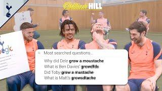The Internet's most searched questions about Dele, Toby Alderweireld, Matt Doherty and Ben Davies!