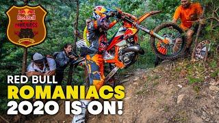 Red Bull Romaniacs 2020: Get Ready to Go FULL GAS!