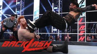 Jeff Hardy pushes the pace against Sheamus: WWE Backlash 2020 (WWE Network Exclusive)