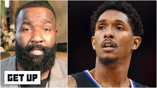 Kendrick Perkins responds to Lou Williams | Get Up