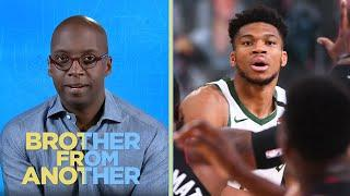 Why Giannis Antetokounmpo has similar path to Dirk Nowitzki | Brother From Another | NBC Sports