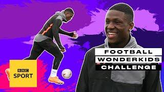 Can Everton's Thierry Small win our Wonderkids series? | Football Wonderkids Challenge