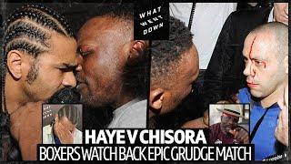 What Went Down: David Haye v Dereck Chisora press conference and fight | May 30th, BT Sport 1 HD