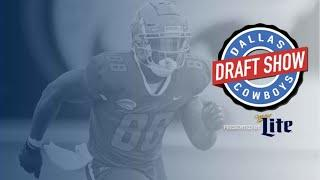 Draft Show: Realistically Looking at Wide Receiver?   Dallas Cowboys 2021