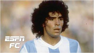 Diego Maradona's life off the field was like a jail - Mario Kempes | ESPN FC