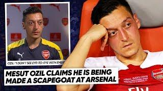 MESUT OZIL REVEALS TRUTH BEHIND LIFE AT ARSENAL | #WNTT