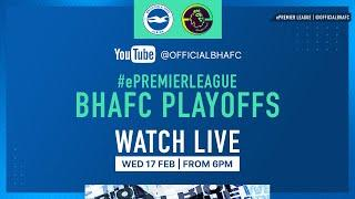 Brighton & Hove Albion ePL Playoffs Explained!
