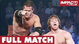 Motor City Machine Guns First Time Teaming on IMPACT! (May 10, 2007) | IMPACT Wrestling Full Matches