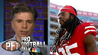 49ers' Richard Sherman calling out NFL owners for silence | Pro Football Talk | NBC Sports
