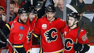 Can The Calgary Flames Overcome Their Playoff Demons Against The Winnipeg Jets?