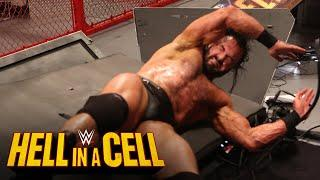Randy Orton smashes Drew McIntyre into Hell: WWE Hell in a Cell 2020 (WWE Network Exclusive)