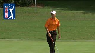 16-year-old Justin Thomas' PGA TOUR debut in 2009