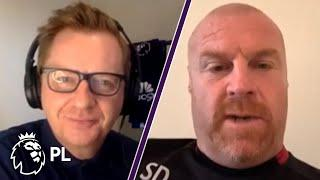 Burnley's Sean Dyche taking precautions as PL returns | Inside the Mind with Arlo White | NBC Sports