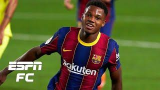 Does the emergence of Ansu Fati at Barcelona pave the way for Lionel Messi's exit? | ESPN FC