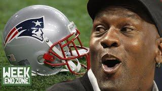 Michael Jordan TURNS Down $200 Million & New England Patriots Take L Of The Week! | WEZ